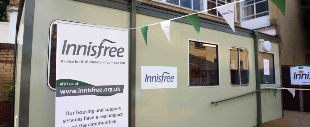 Innisfree Mens shed